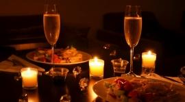 Романтический ужин (мясные блюда) на 2 персоны