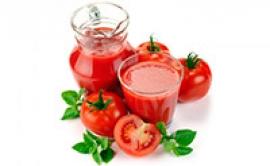 Напиток томатный